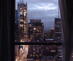 night, streets and lights - image #7948922 on Favim.com