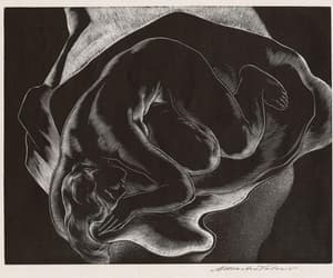 wood engraving, in the space, and alessandro mastro-valerio image