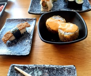 delicious, japan, and tofu image
