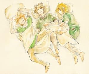 link, fanart, and Legend of Zelda image
