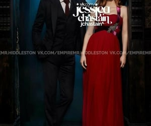 tom hiddleston and jessica chastain image