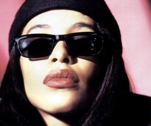 aaliyah, urban, and celebrity rap hip hop image