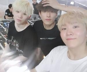 DK, kpop, and Seventeen image