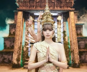 beauty, idol, and gold image