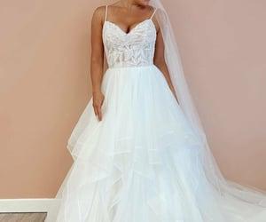 fashion, wedding dress, and selinadress image