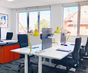 virtual office space image