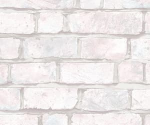 white brick wallpaper image