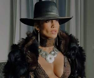 Cowgirl, jlo, and fashion image