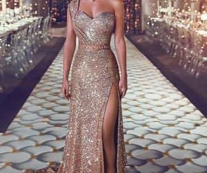 prom dress, formal dress, and mermaid dresses image