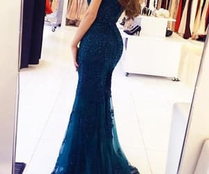 prom dress, party dress, and evening gowns image