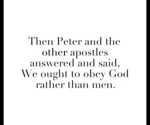 faith, god, and power image