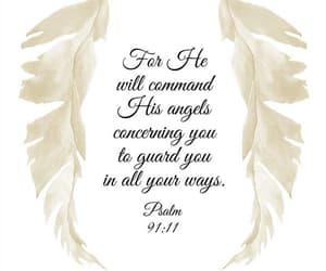 angels, faith, and god image