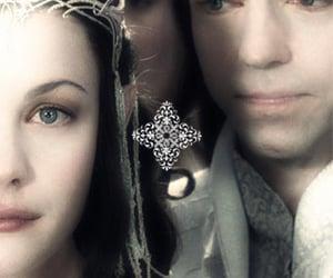 blue eyes, iconic, and elrond image