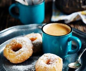 breakfast, coffee, and dessert image