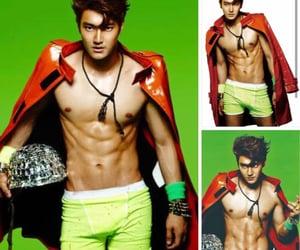 choi siwon, super junior, and siwon image