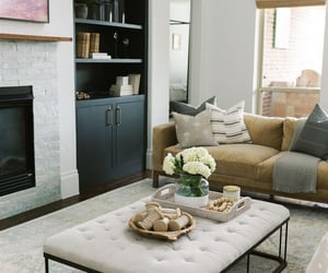 coffee table, decor, and room image