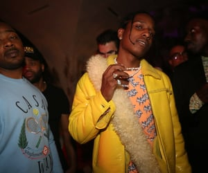 after party, met gala, and asap rocky image
