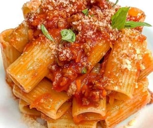 food, italian, and aesthetic image