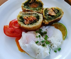 brunch, delicious, and eat image