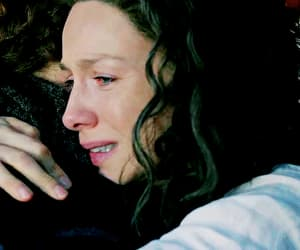 gif, outlander, and claire fraser image