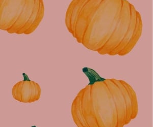 autumn, cute, and Halloween image