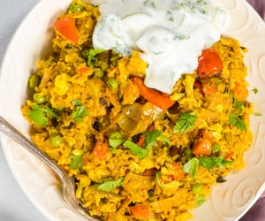 curry, recipe, and food image