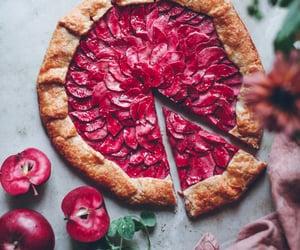 apple, dessert, and food image