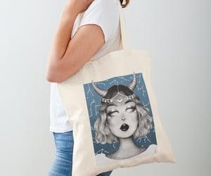 aesthetic, blue, and feminine image
