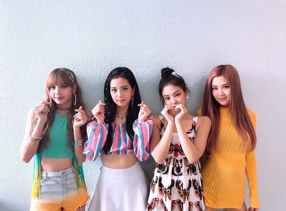 article, bts, and blackpink image