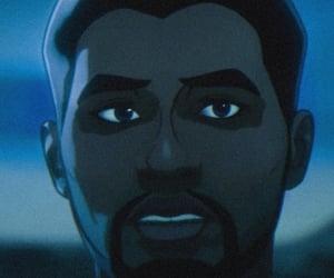 Marvel, chadwick boseman, and black panther image