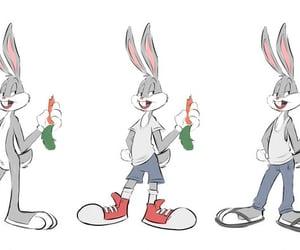 bugs bunny, warner bros, and design image