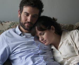 elizabeth reaser and Josh Radnor image