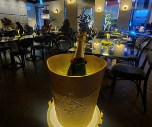 moet&chandon, champagne, and drinks image