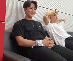 asian, felix, and stray kids image