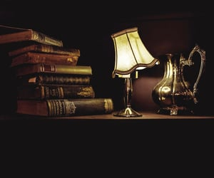 academia, aesthetics, and light image
