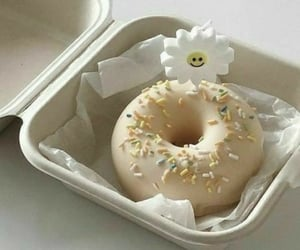 dessert, donut, and donuts image