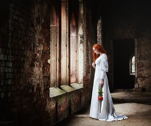 aesthetic, castle, and fairytale image