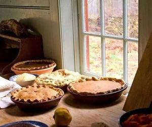 pie, autumn, and cozy image