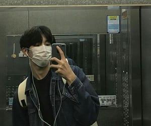 asian boy, kfashion, and korean image