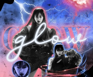aesthetic, color scheme, and girl group image