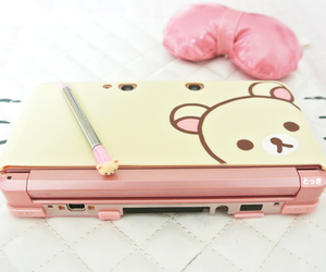 kawaii, nintendo, and korilakkuma image