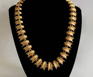 etsy, modernist style, and anne klein choker image