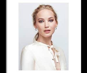 hollywood, Jennifer Lawrence, and movie stars image