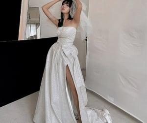 dress, asia, and asian fashion image