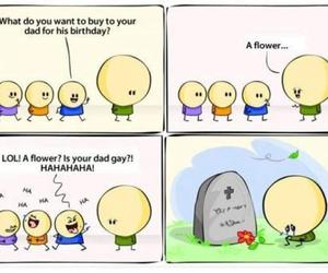 birthday, sadness, and death image