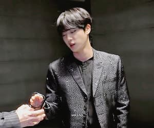 gif, seokjin, and map of the soul on: e image