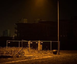 industrial and night image