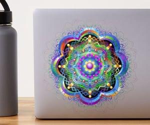 mandala, psychedelic, and sale image