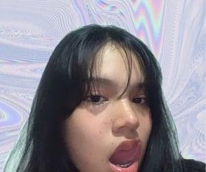 bangs, girl, and perfect image