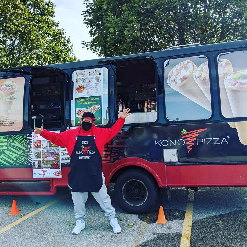 article, food truck catering, and catering kitchener image